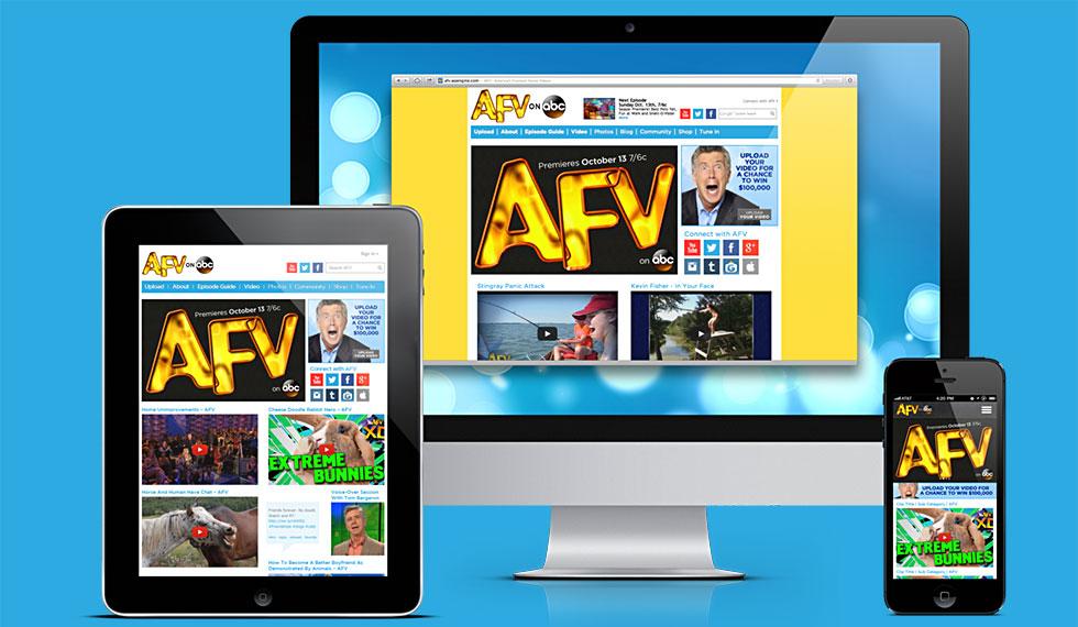 UX UI AFV MODCR